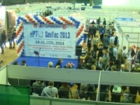 "Invitation to the 10th Anniversary International Exhibition ""SevTec – 2014"""